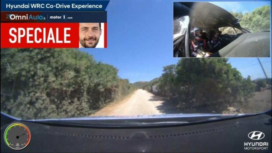 I 6 km più esaltanti di una vita... a bordo di una Hyundai i20 WRC [VIDEO]