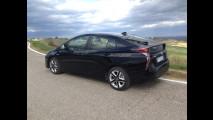 Новая Toyota Prius, тест реального потребления в Риме-Форли