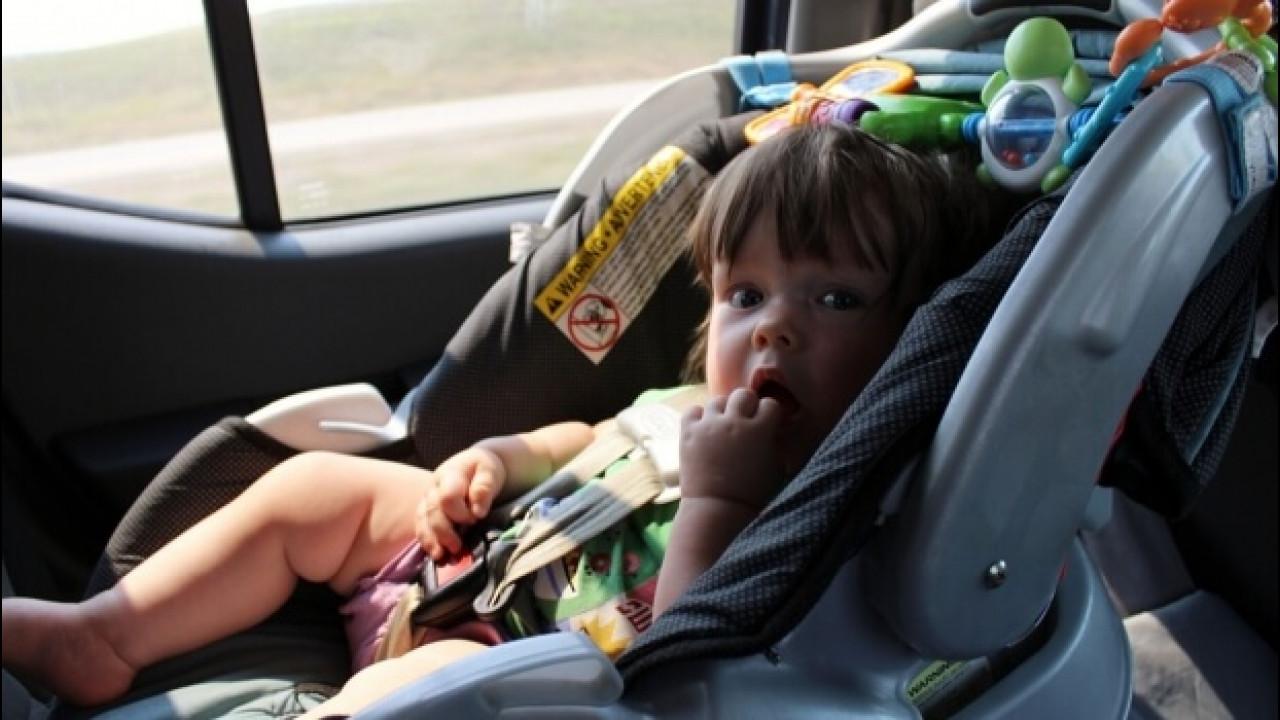 [Copertina] - Bambini dimenticati in auto, c'è l'asilo nido che avvisa