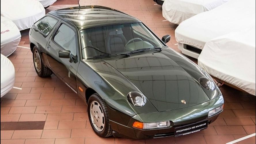 Porsche Panamera Sport Turismo, un'antenata chiamata 928-4