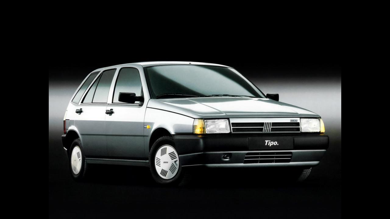 Fiat Tipo, le foto storiche