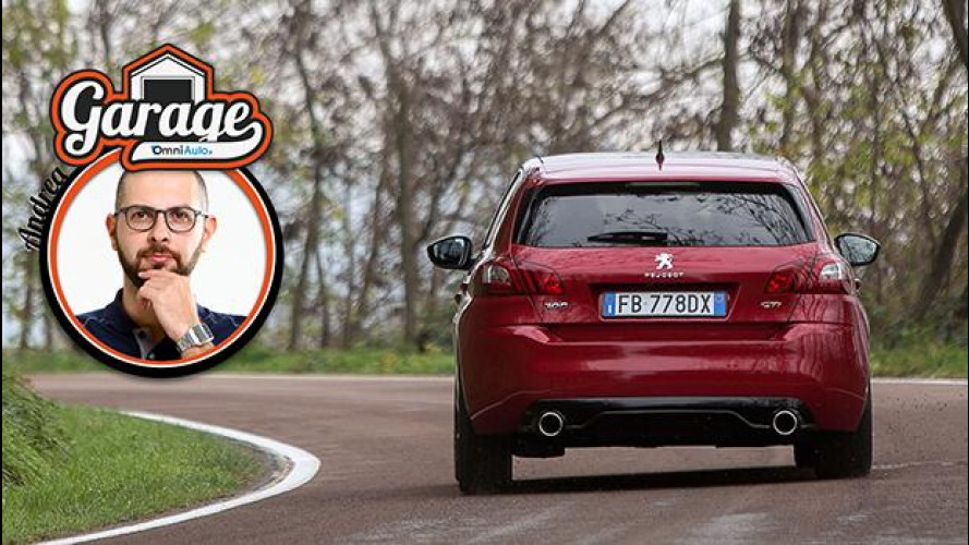 Peugeot 308 GTi, meglio di una supercar? [VIDEO]
