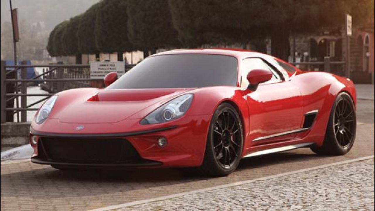 [Copertina] - ATS rinasce a MonteCarlo con la nuova 2500 GT