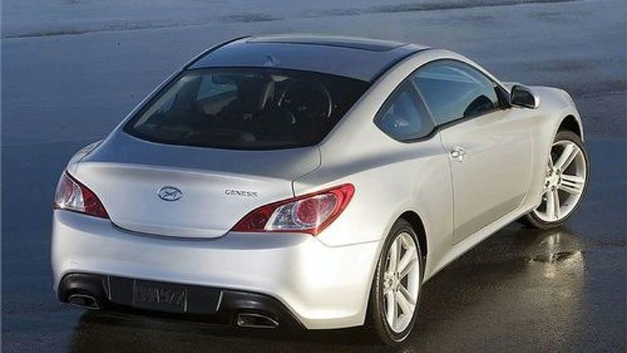 Good Hyundai Genesis Coupe Photos Leaked