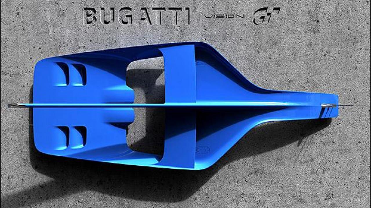 [Copertina] - Bugatti Vision Gran Turismo, lo stile di domani è qui