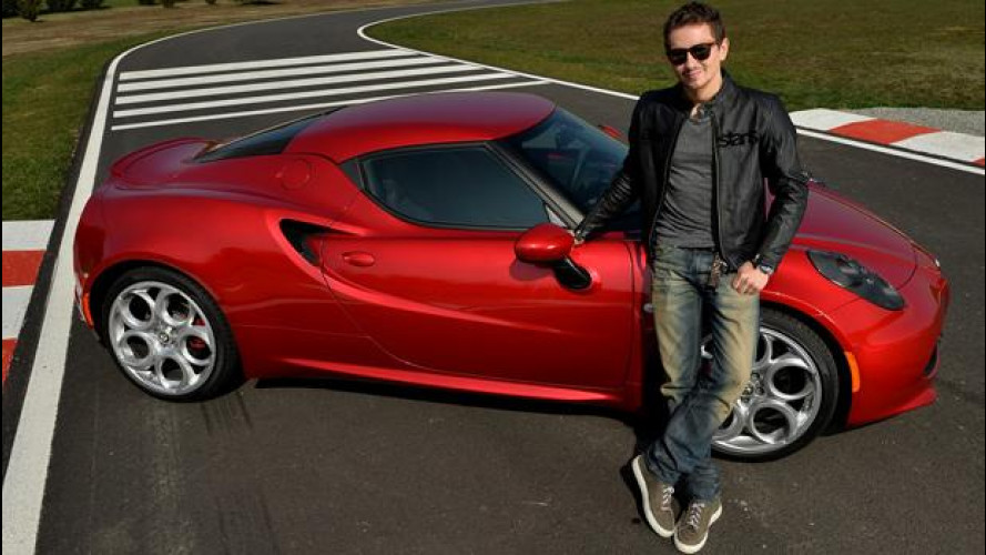 Jorge Lorenzo è il nuovo testimonial di Alfa Romeo