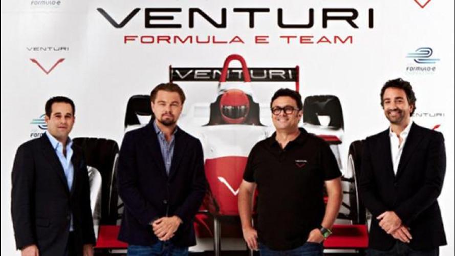 Leonardo DiCaprio finanzia l'auto elettrica