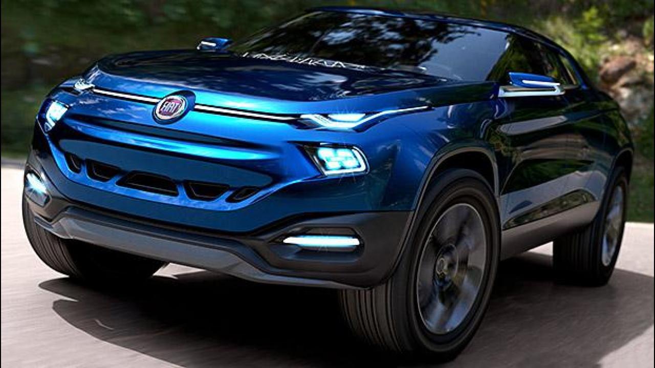 [Copertina] - Fiat, un futuro fatto di SUV e 500