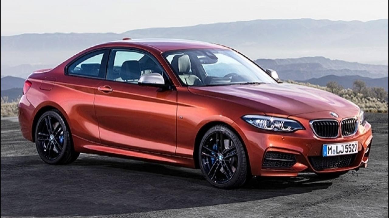 [Copertina] - BMW Serie 2 restyling, Coupé e Cabrio si rinnovano