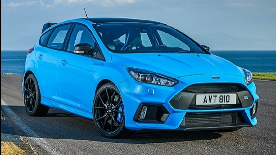Ford Focus RS, sempre più traversi
