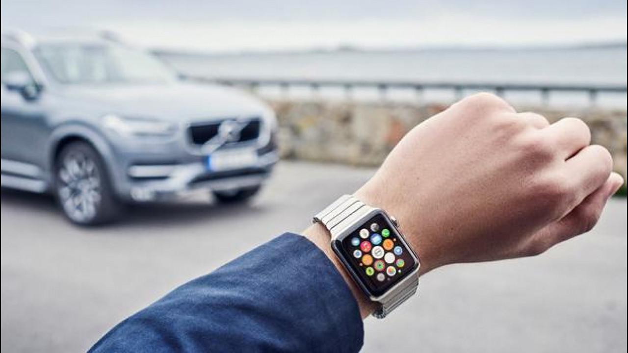 [Copertina] - Apple Watch, le 5 app dedicate all'auto