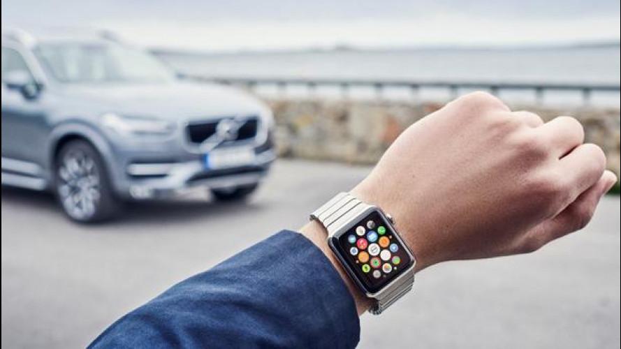 Apple Watch, le 5 app dedicate all'auto