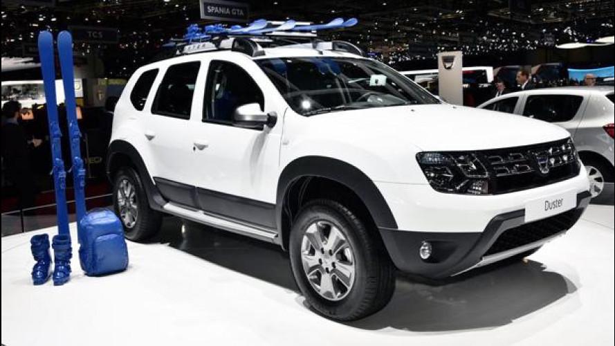Salone di Ginevra: Dacia, da low cost a smart buy