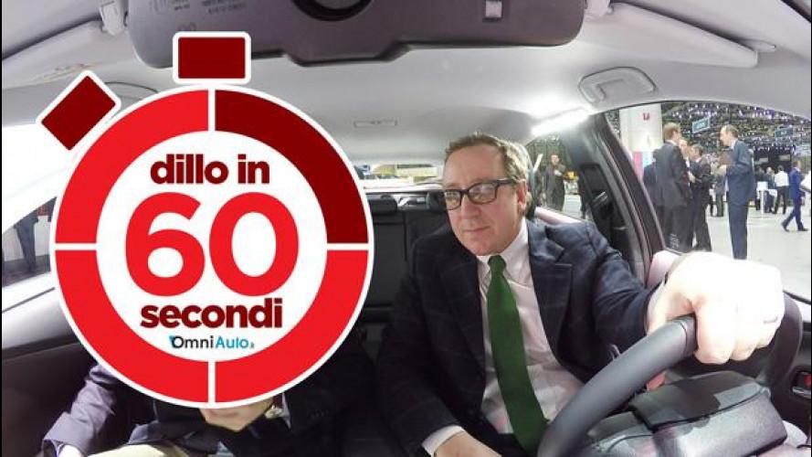 Salone di Ginevra, perché scegliere ancora la Toyota Prius? [VIDEO]