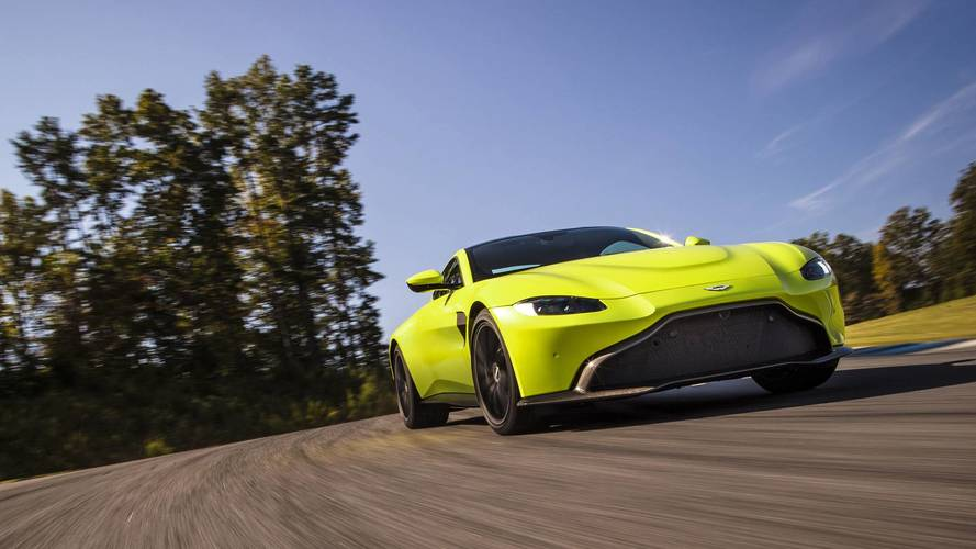 2018 Aston Martin Vantage prepares to take on the Porsche 911