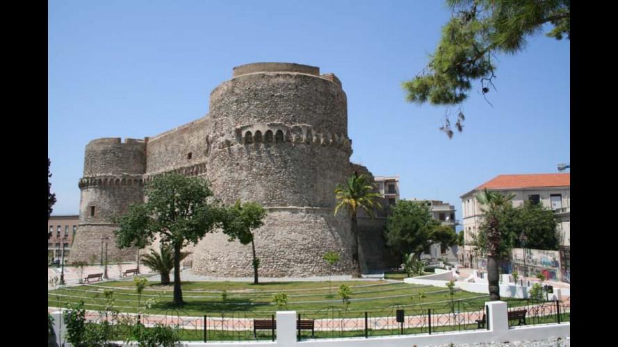 Viaggi in auto, tre mete sull'Autostrada del Mediterraneo
