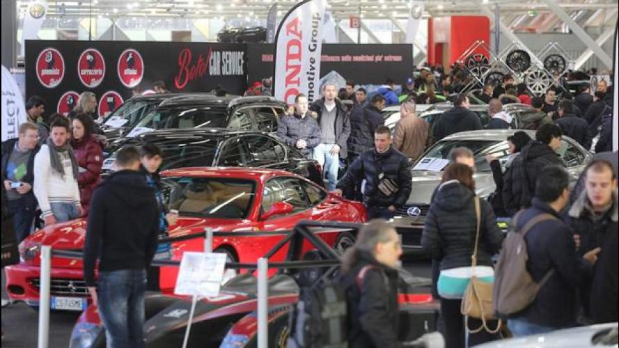 Motor Show 2015, più digitale e con i concessionari
