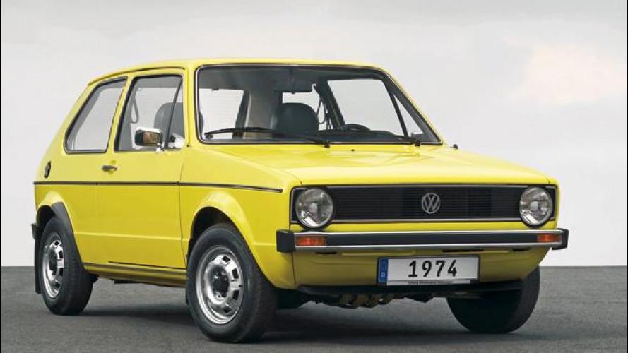 [Copertina] - Volkswagen Golf, 40 anni portati bene