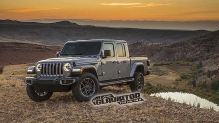 2020 Jeep Gladiator Photos And Info Allegedly Leaked Online