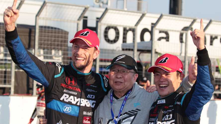 Button: Super GT triumph 'just as big' as F1 title