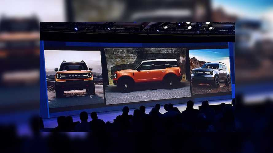Is This The 2020 Ford Bronco, Or Its Baby Brother?