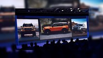 2020 Ford Bronco leaked images
