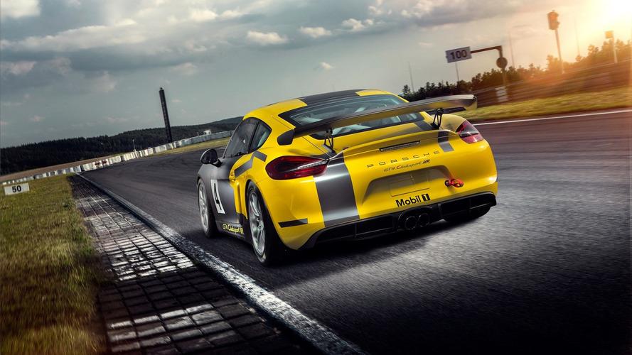 Cayman GT4 osztályt hozott létre magának a Pikes Peak-re a Porsche