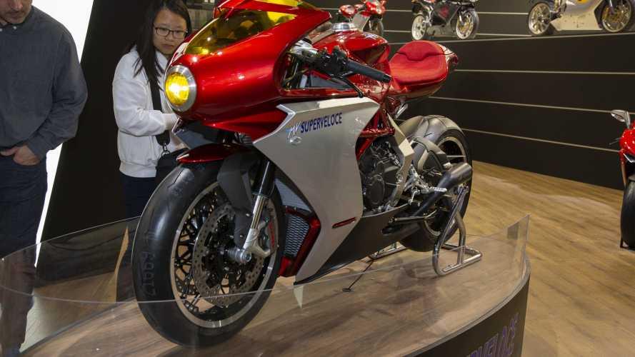 MV Agusta Superveloce 800, una 'concept bike' con alma de campeona
