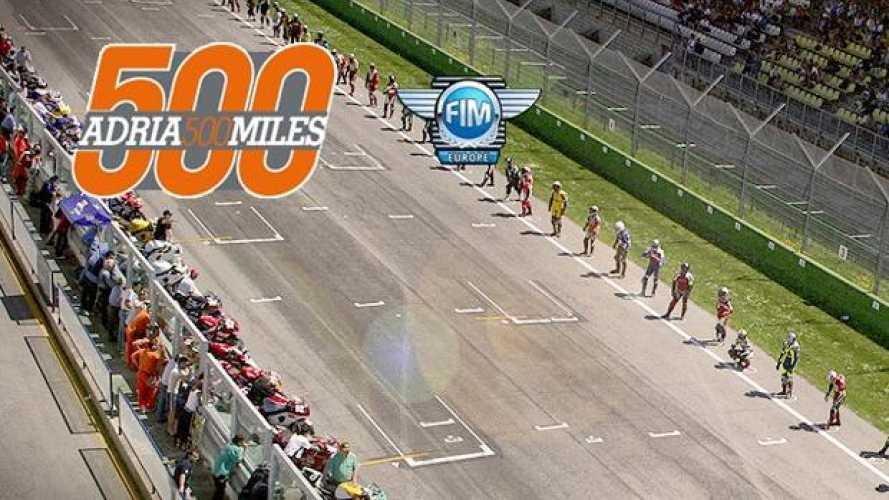 Adria 500 Miles FIM Europe Cup: in programma il 25 ottobre