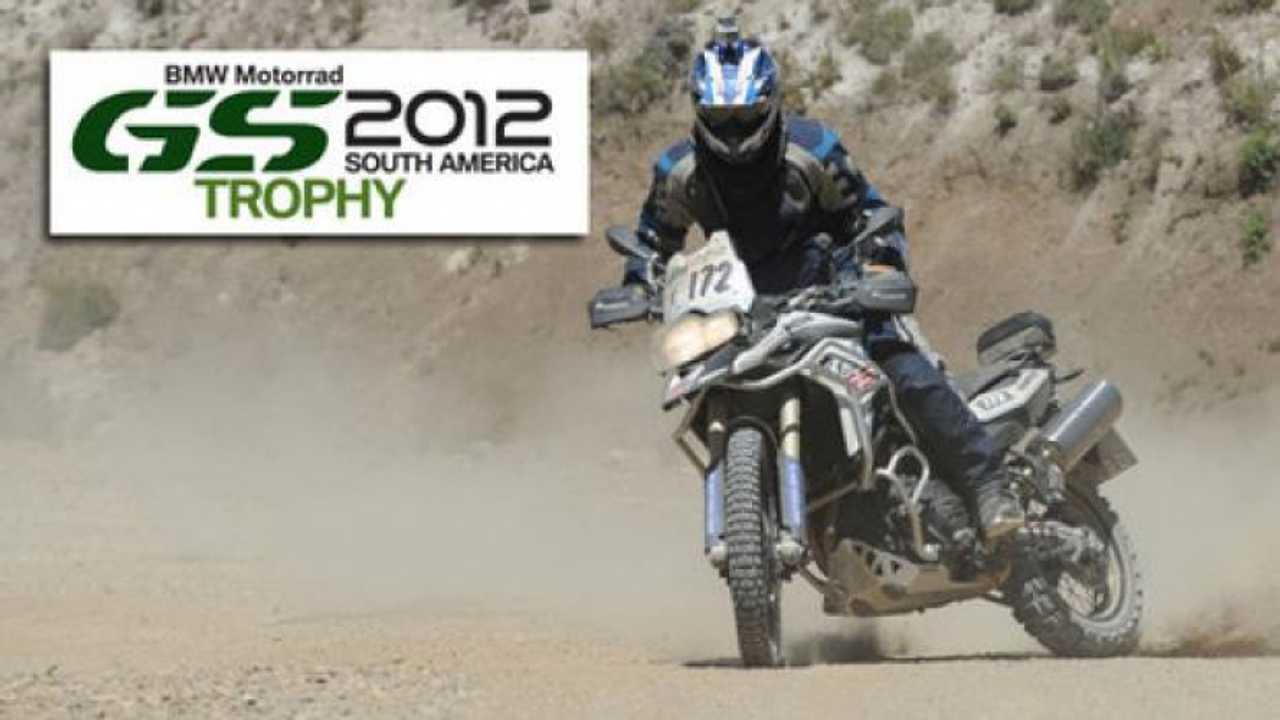 BMW GS Trophy 2012 - Terza tappa, Germania in testa
