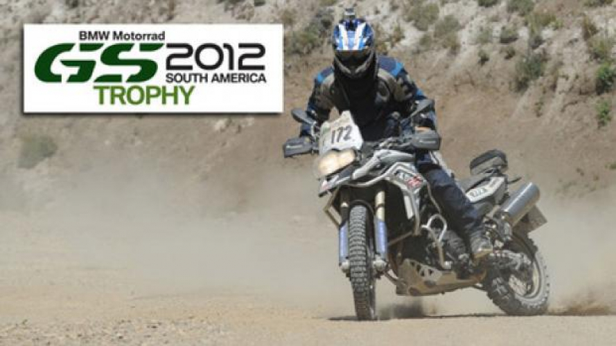 BMW GS Trophy 2012 - Terza tappa, Germania in testa
