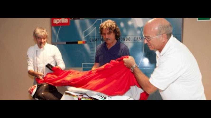 La Gilera RSA 250 di Sic è stata consegnata alla Fondazione Marco Simoncelli