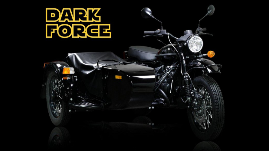 Ural Dark Force Special Edition