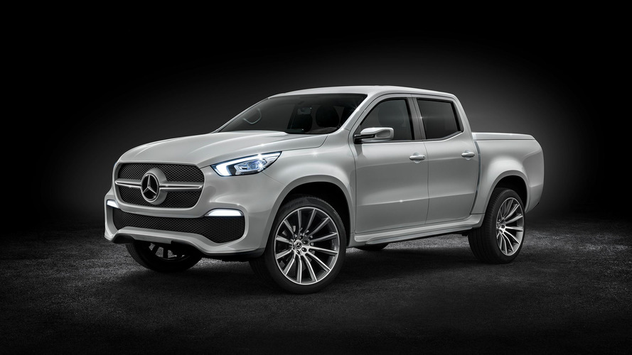Mercedes, X-Serisi ile pickup segmentine lüks katacak