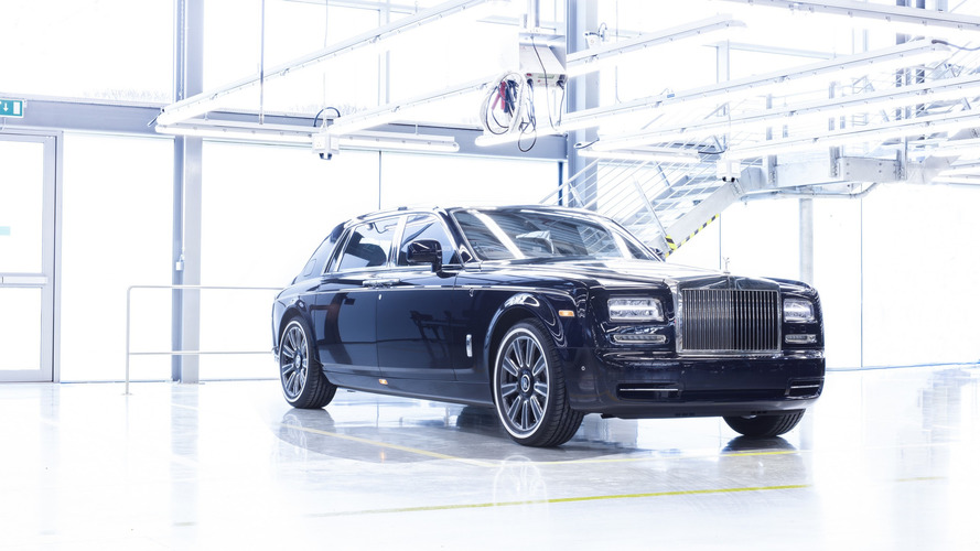 2003-2017 Rolls-Royce Phantom