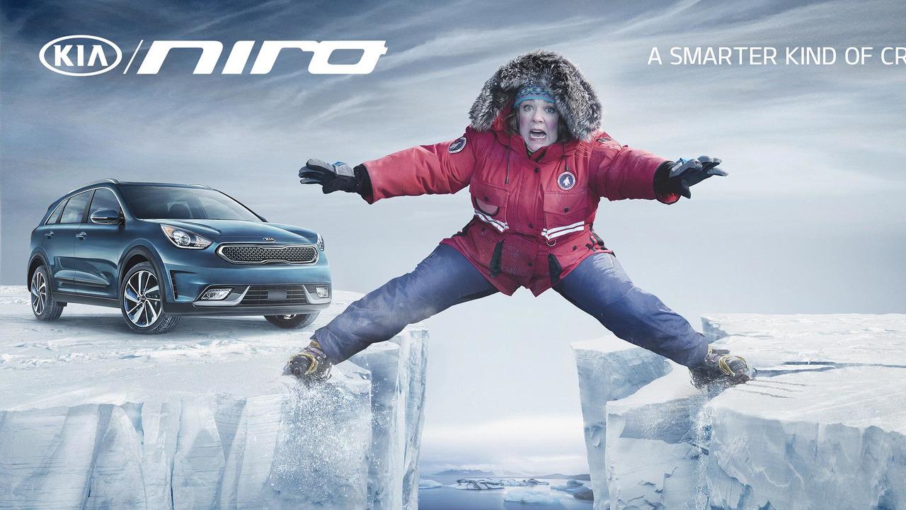 Kia Niro Superbowl Reklamı