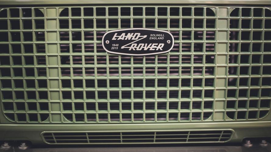 Jaguar Land Rover 3.7 milyon dolarlık soyguna uğradı