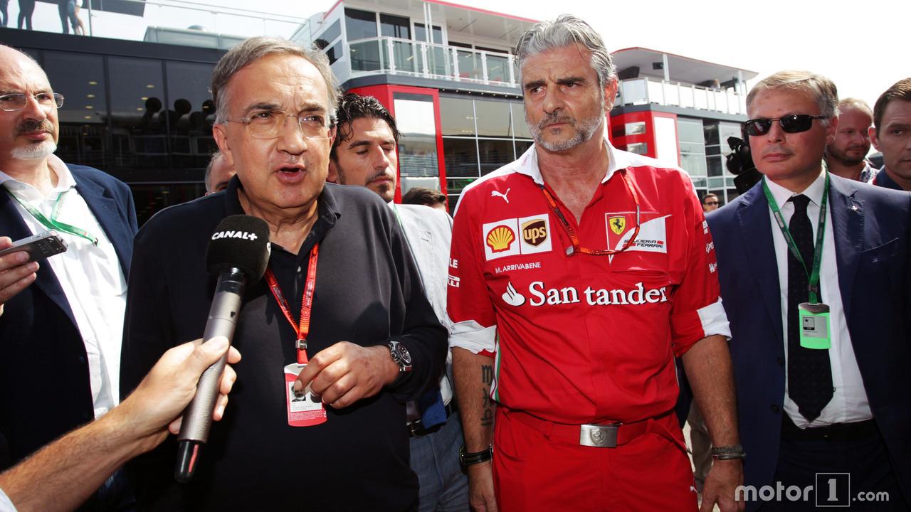 Ferrari Formula 1 Takımının Düzeni