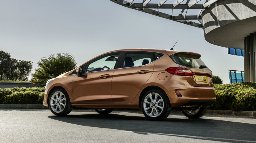 Ford Fiesta goes on sale in U.K. this spring, starts at £12,715
