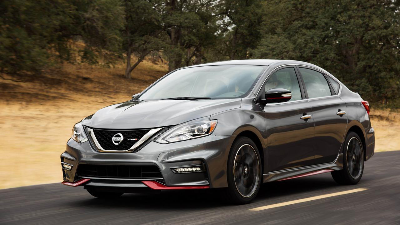17. Nissan Sentra: 109,899 Units