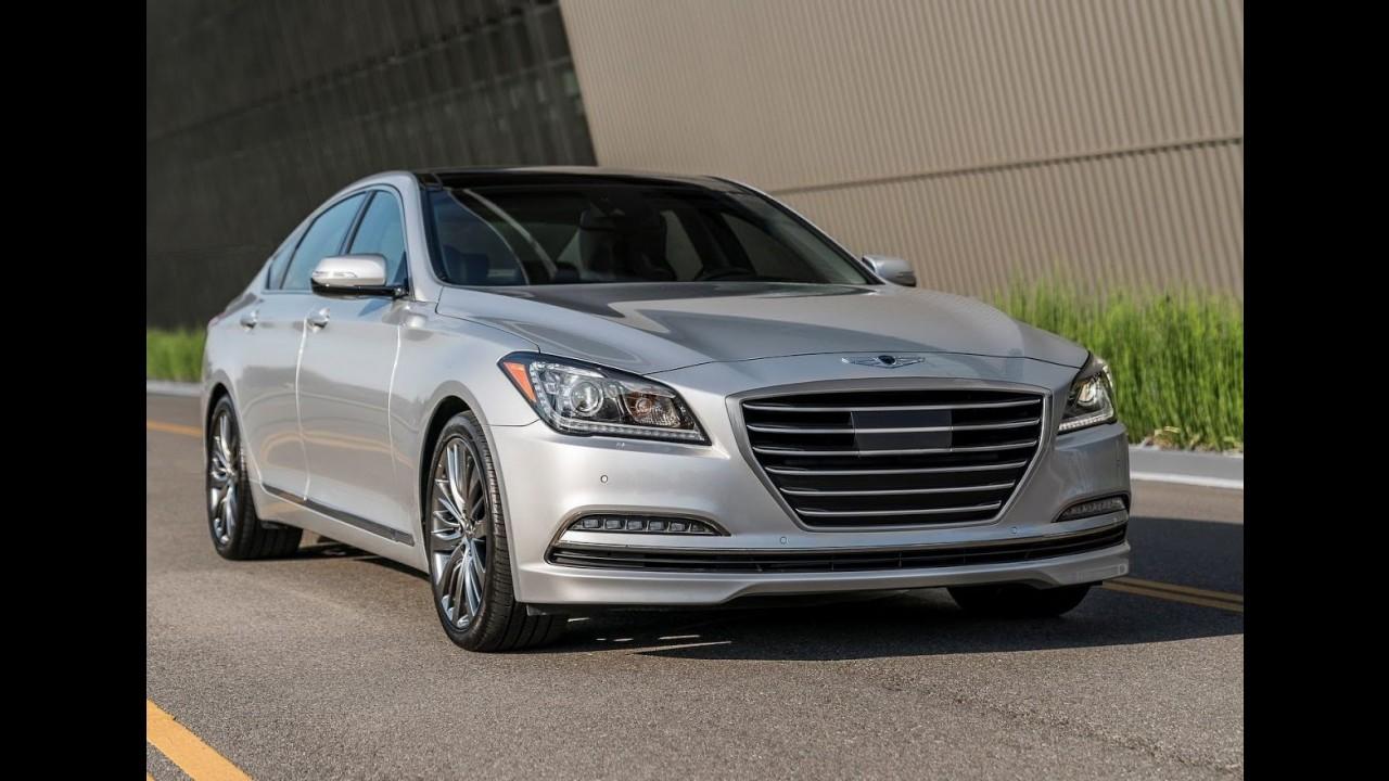 Sedã premium da Hyundai, novo Genesis G80 chega aos EUA com motores V6 e V8
