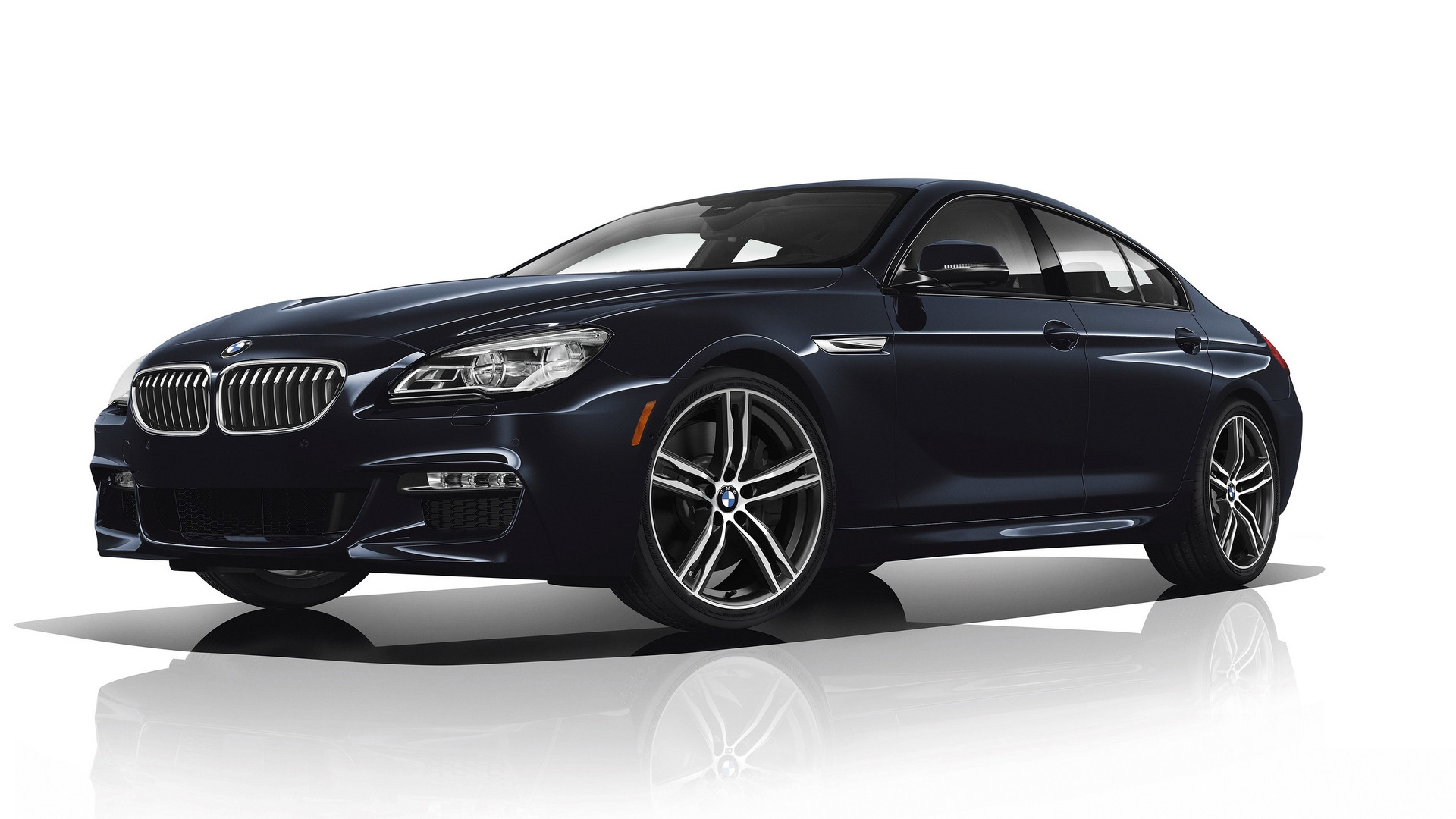 2018 BMW 6 Series Refreshed For US With Cosmetic Tweaks
