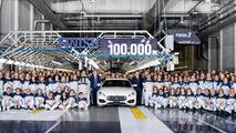 Maserati Quattroporte - AGAP factory