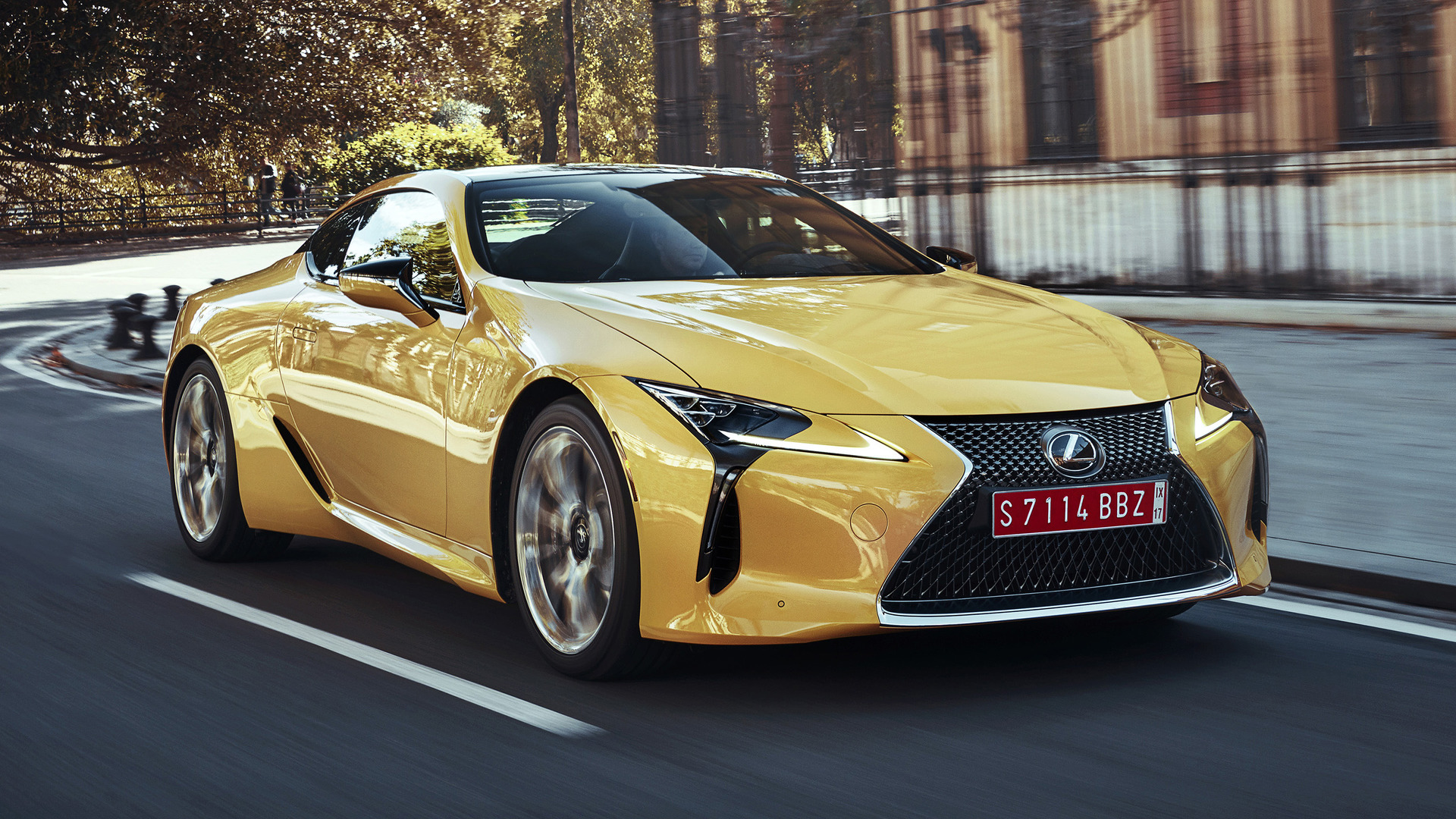 2018 Lexus Lc Pricing Announced Starts Below 100k