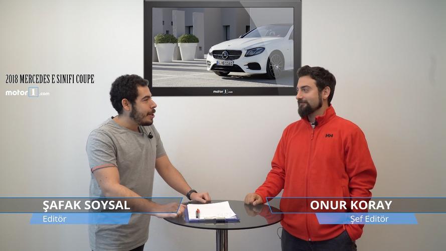 Motor1 Türkiye değerlendiriyor: 2018 Mercedes E-Sınıfı Coupe