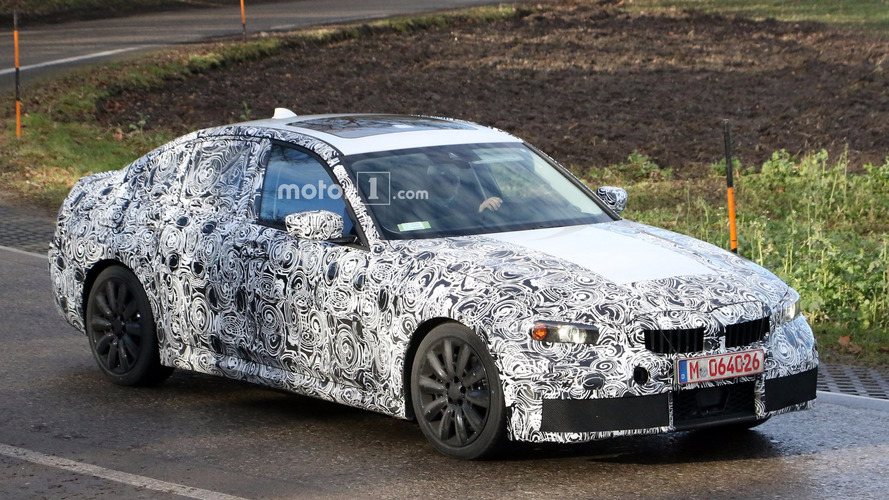 2019 BMW 3 Series Believed To Lose 88 Pounds, Gain More Power