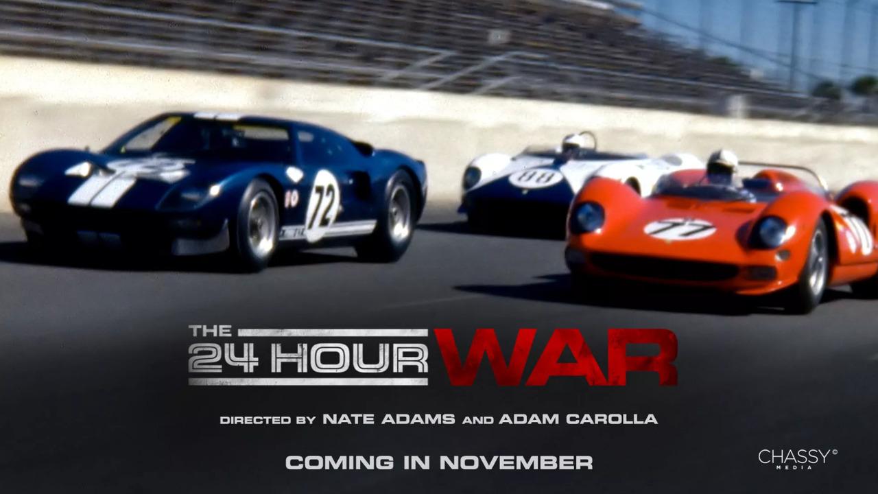 24 Hour War Promo