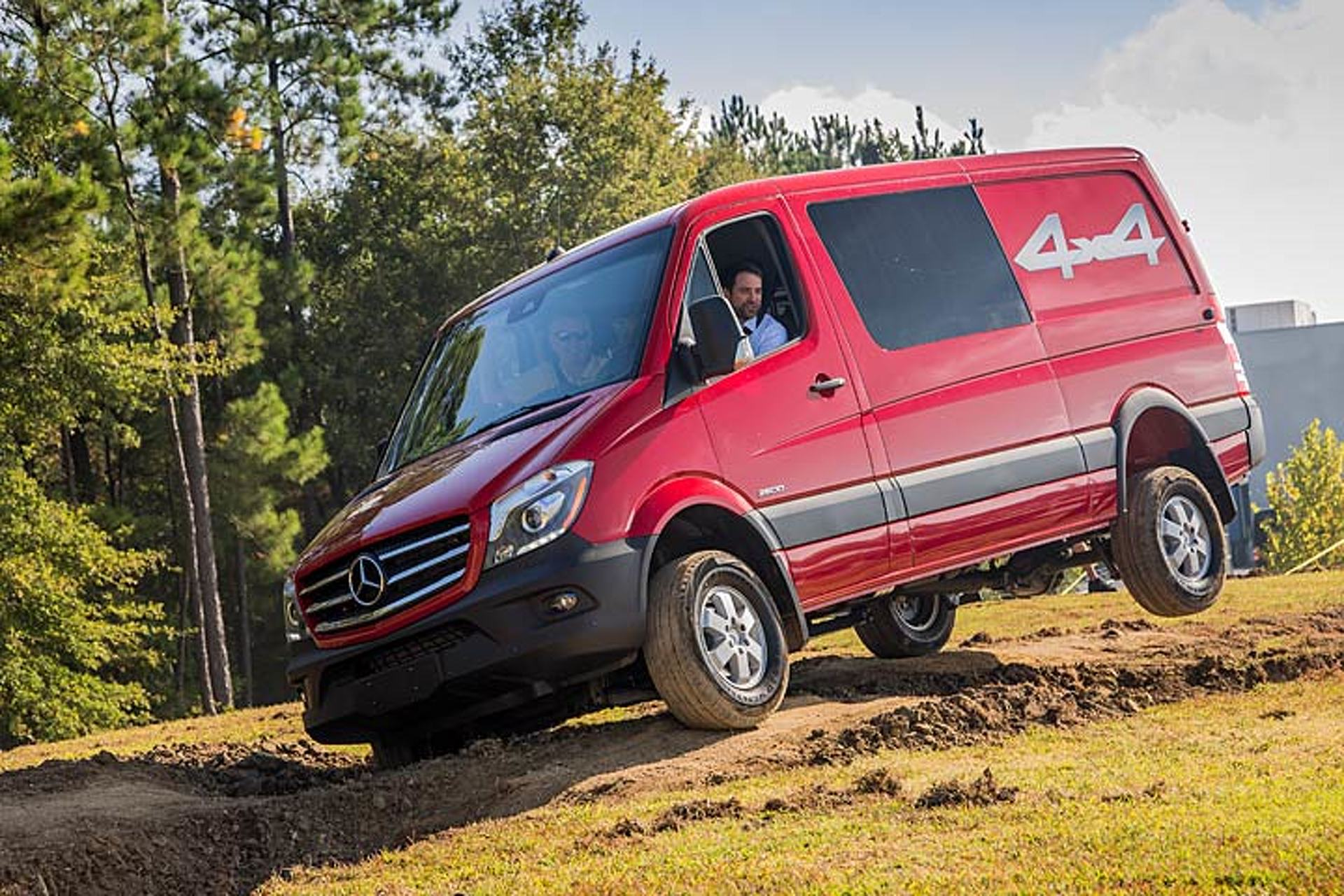 The 4x4 Van Market Is A Tiny Niche But You Do Have Options