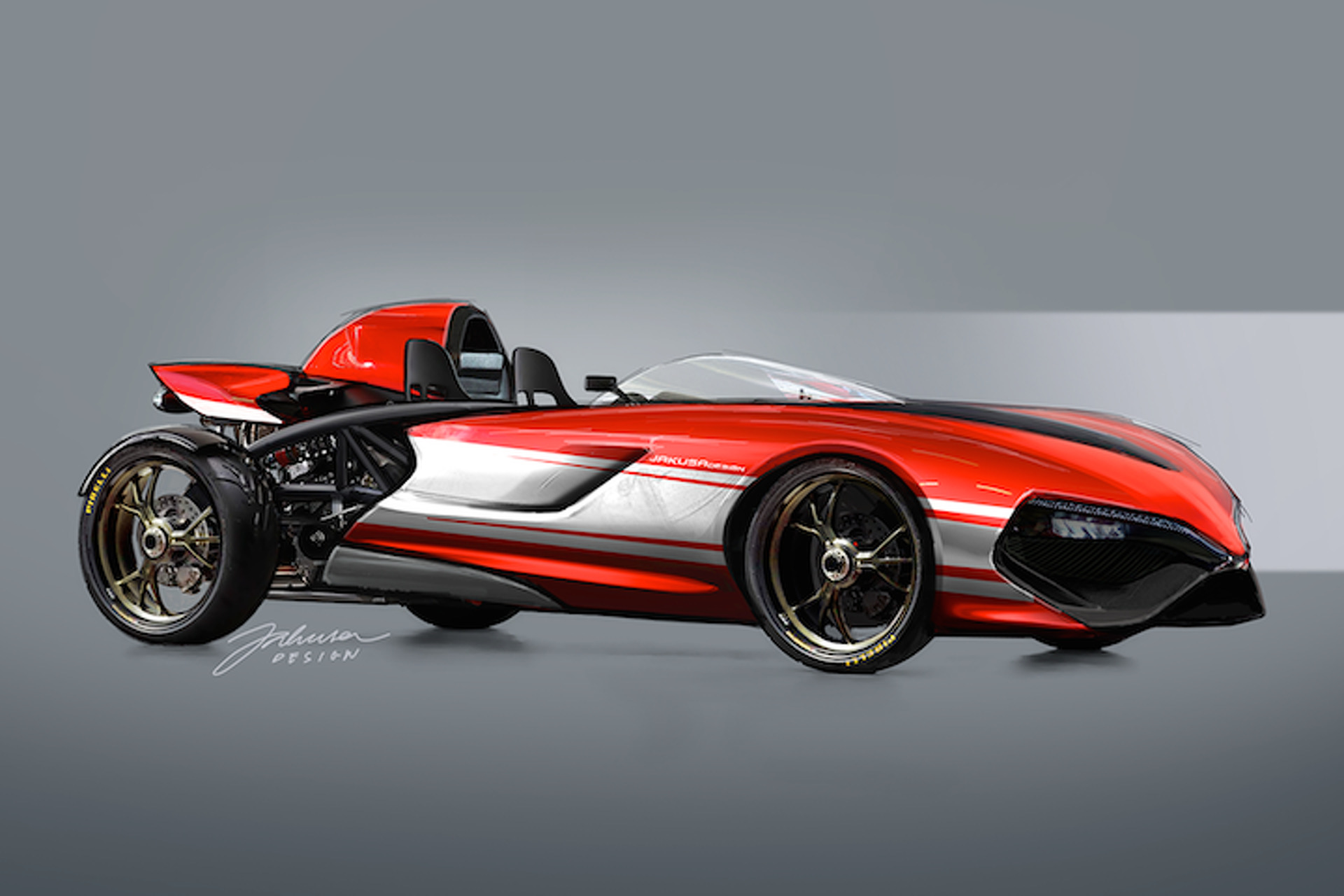 Ducati Powered Track Car Is Everything You Hoped It Would Be