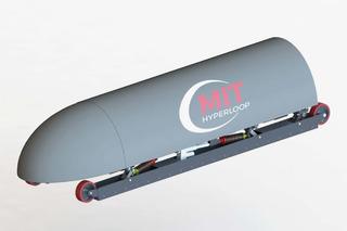 MIT Students Win Elon Musk's Hyperloop Compeititon
